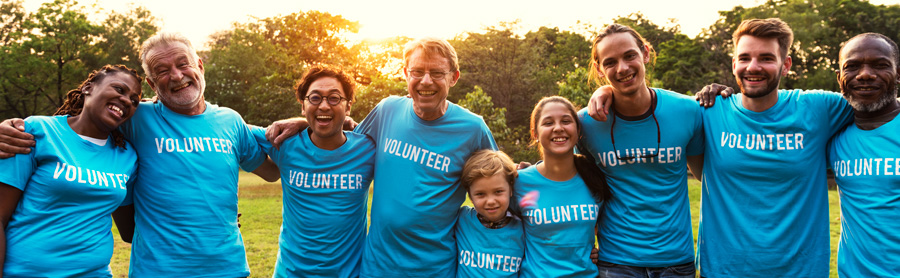 Volunteer in Middlesex