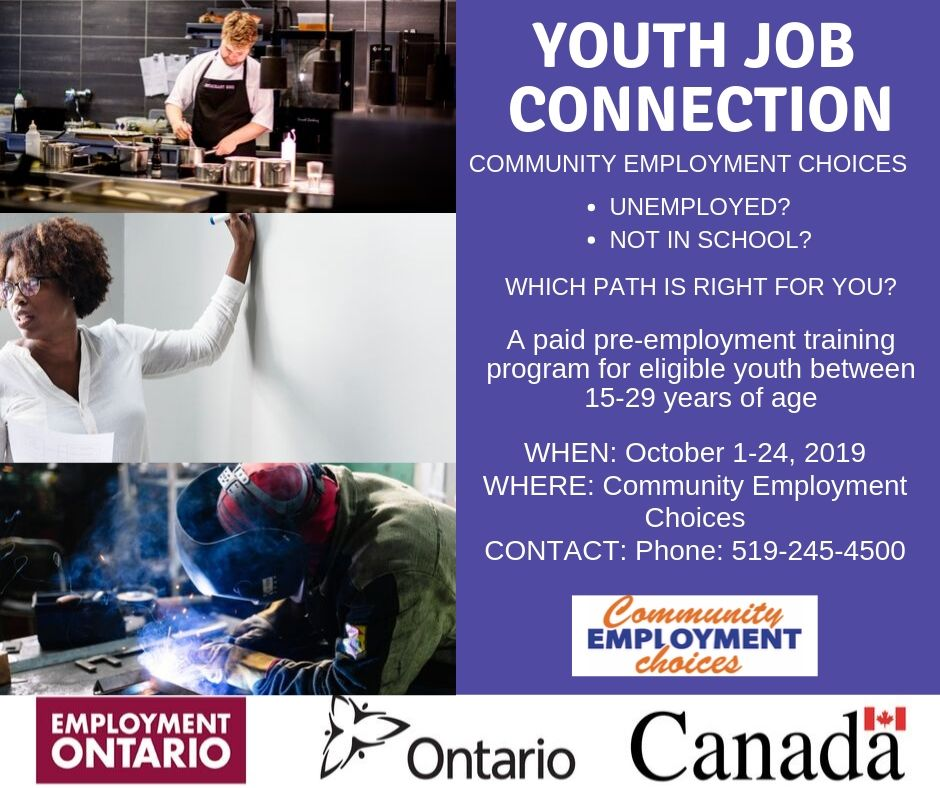 Youth Job Connection